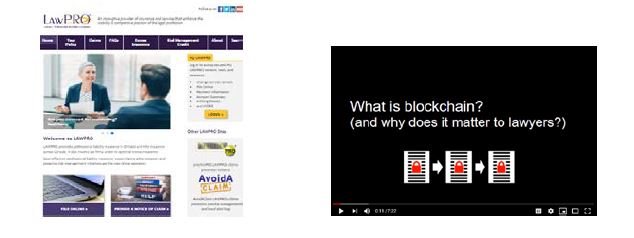 blockchain video screenshot
